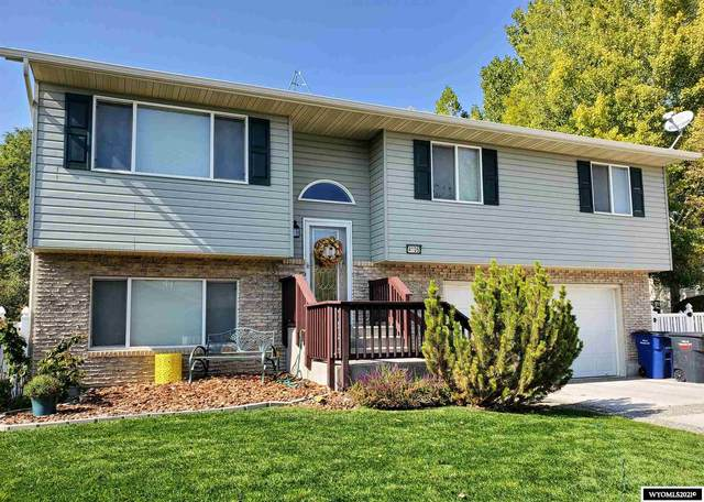 4106 St Andrews Place, Riverton, WY 82501 (MLS #20211258) :: RE/MAX The Group