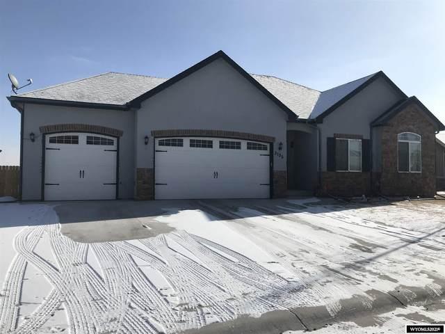 3135 Whispering Springs Road, Casper, WY 82604 (MLS #20211266) :: Real Estate Leaders