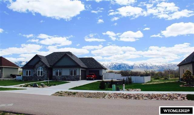 6060 River's Gate, Casper, WY 82604 (MLS #20211267) :: Lisa Burridge & Associates Real Estate