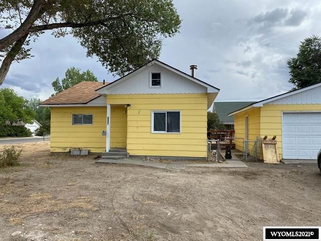 1009 E Main Street, Riverton, WY 82501 (MLS #20211284) :: Real Estate Leaders
