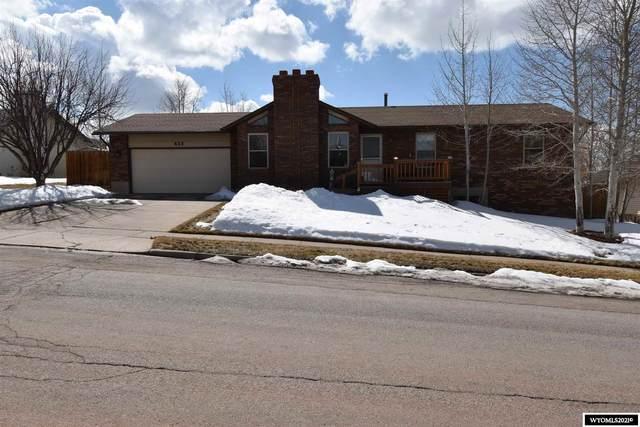 425 Herschler Avenue, Evanston, WY 82930 (MLS #20211285) :: Real Estate Leaders