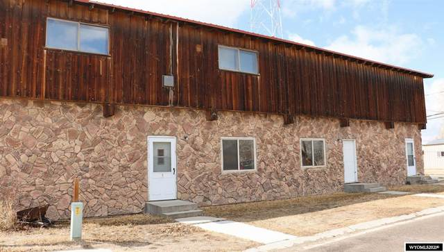 301 Budd Avenue, Big Piney, WY 83113 (MLS #20211295) :: Real Estate Leaders