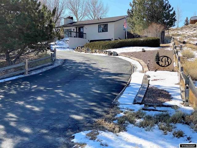 115 Airport Avenue, Saratoga, WY 82331 (MLS #20211296) :: Lisa Burridge & Associates Real Estate
