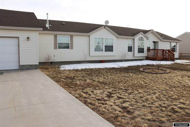 1600 Circle Way, Big Piney, WY 83113 (MLS #20211312) :: Real Estate Leaders