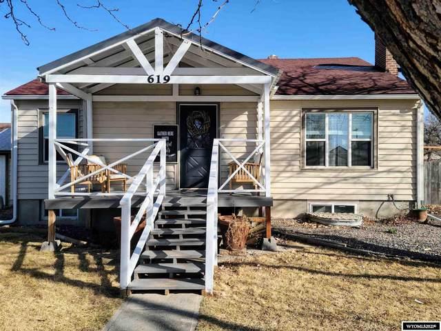 619 Obie Sue Avenue, Worland, WY 82401 (MLS #20211317) :: Lisa Burridge & Associates Real Estate