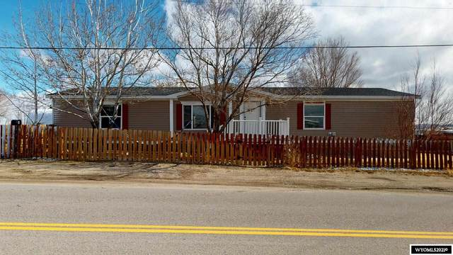 105 Clearview Drive, Rock Springs, WY 82901 (MLS #20211332) :: RE/MAX The Group
