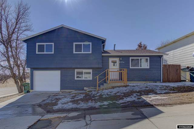620 A Wind River, Douglas, WY 82633 (MLS #20211338) :: Real Estate Leaders