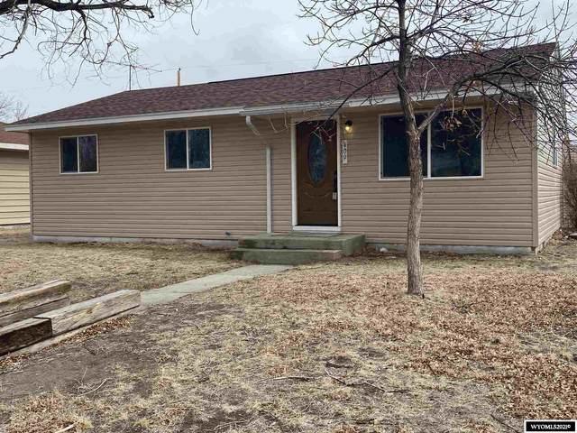 409 N 16th Street E, Riverton, WY 82501 (MLS #20211346) :: Real Estate Leaders
