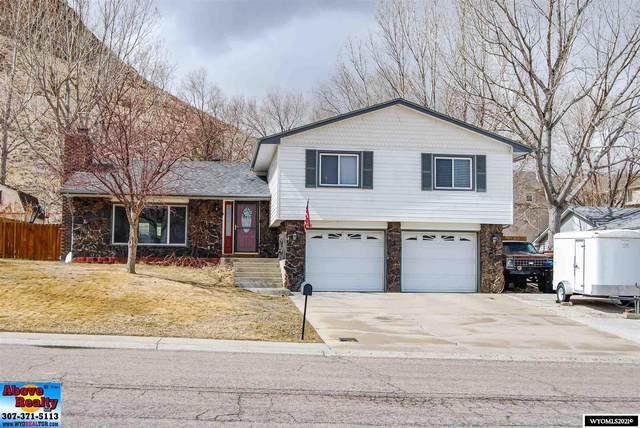 645 Wilkes Drive, Green River, WY 82935 (MLS #20211357) :: Real Estate Leaders
