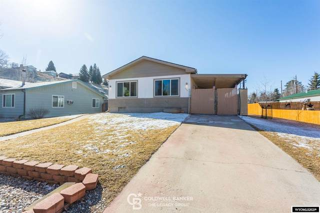 245 E Foote St., Buffalo, WY 82834 (MLS #20211387) :: Real Estate Leaders