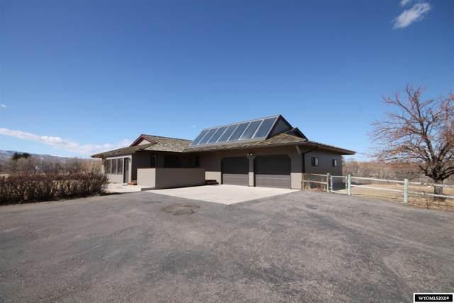 237 N 41st Street, Cody, WY 82414 (MLS #20211416) :: Lisa Burridge & Associates Real Estate