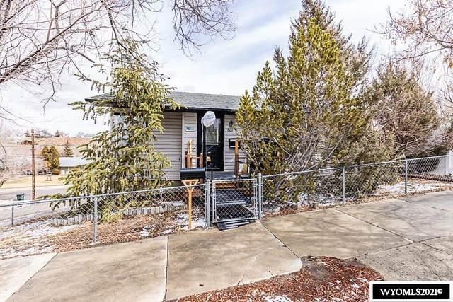 601 B Street, Rock Springs, WY 82901 (MLS #20211418) :: Broker One Real Estate