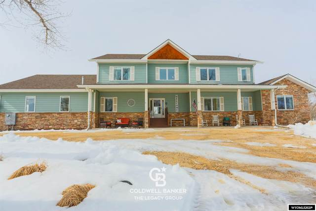 14014 Meadow Lane, Evansville, WY 82636 (MLS #20211422) :: Real Estate Leaders