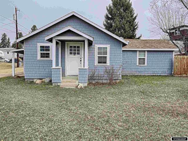 464 E Parmelee Street, Buffalo, WY 82834 (MLS #20211462) :: Real Estate Leaders