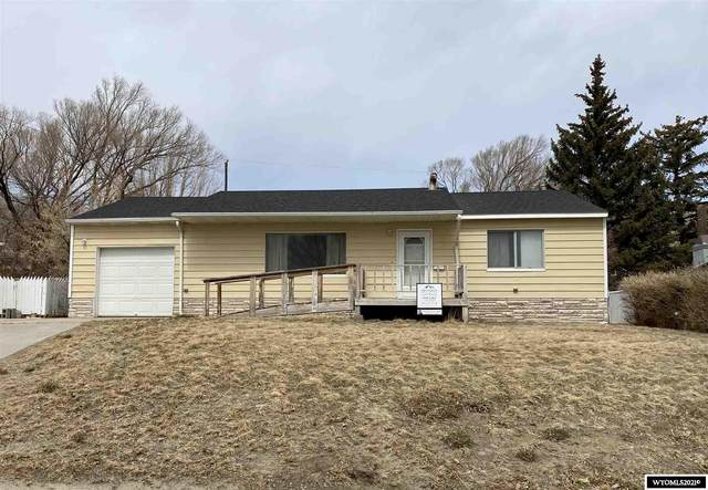 171 La Paloma Drive, Rawlins, WY 82301 (MLS #20211464) :: RE/MAX The Group