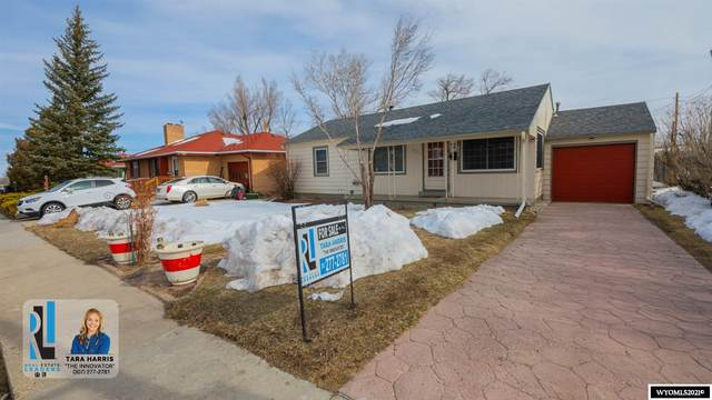 1132 W 20th Street, Casper, WY 82604 (MLS #20211472) :: Real Estate Leaders