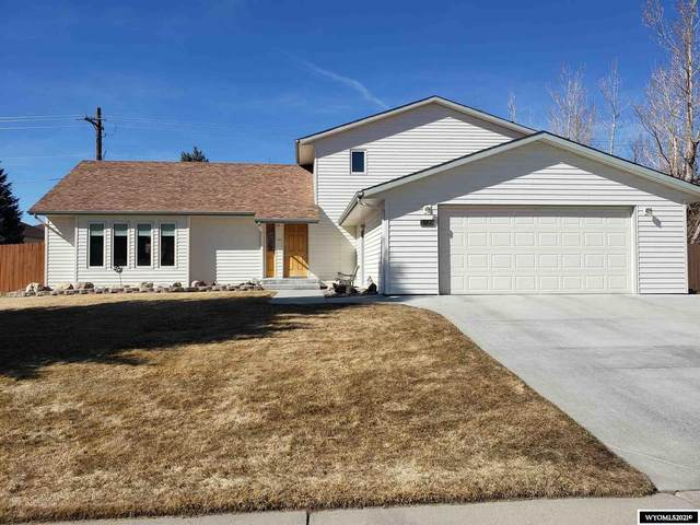 1720 Cornwall, Casper, WY 82609 (MLS #20211475) :: Lisa Burridge & Associates Real Estate