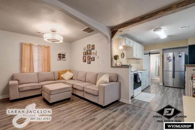 412 N Washington Street, Casper, WY 82601 (MLS #20211486) :: Real Estate Leaders