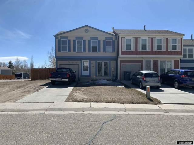 2018 Reagan Avenue, Rock Springs, WY 82901 (MLS #20211489) :: Real Estate Leaders