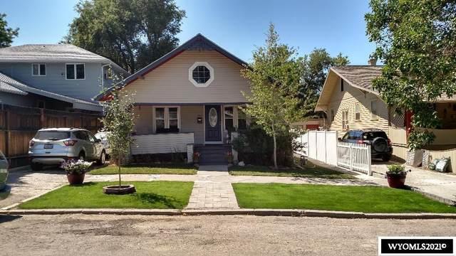 737 E 4th Street, Casper, WY 82601 (MLS #20211508) :: Lisa Burridge & Associates Real Estate