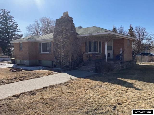 829 11th Street, Rawlins, WY 82301 (MLS #20211516) :: Broker One Real Estate