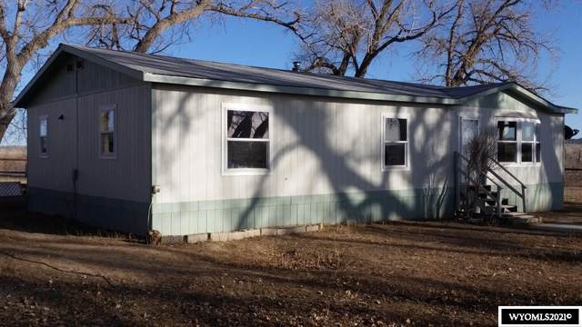 1947 Sussex Road, Kaycee, WY 82639 (MLS #20211519) :: Real Estate Leaders