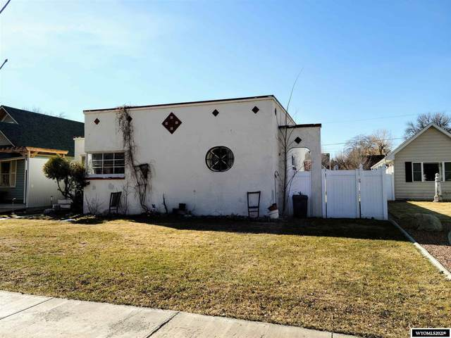 1016 Culbertson Ave Avenue, Worland, WY 82401 (MLS #20211521) :: Lisa Burridge & Associates Real Estate