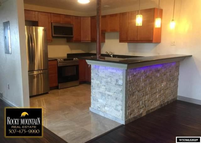300 N Center Street, Casper, WY 82601 (MLS #20211523) :: RE/MAX Horizon Realty