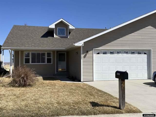1265 Eagle View Drive, Buffalo, WY 82834 (MLS #20211536) :: Lisa Burridge & Associates Real Estate