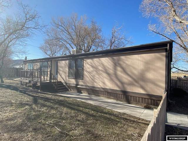 322 Elk Court, Rawlins, WY 82301 (MLS #20211551) :: Real Estate Leaders