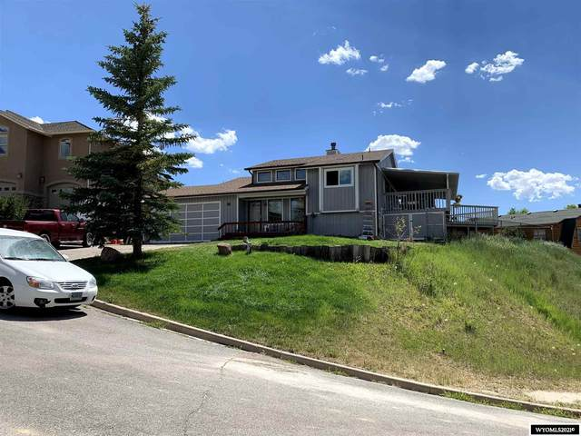 119 Briarwood Ct., Evanston, WY 82930 (MLS #20211554) :: RE/MAX The Group