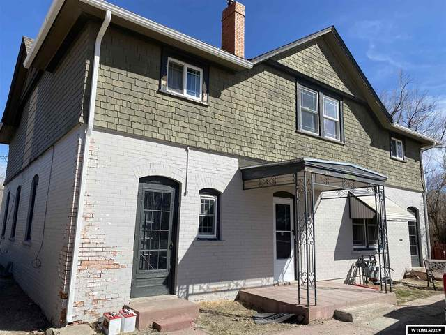 321 N 4th Street, Douglas, WY 82633 (MLS #20211555) :: RE/MAX Horizon Realty