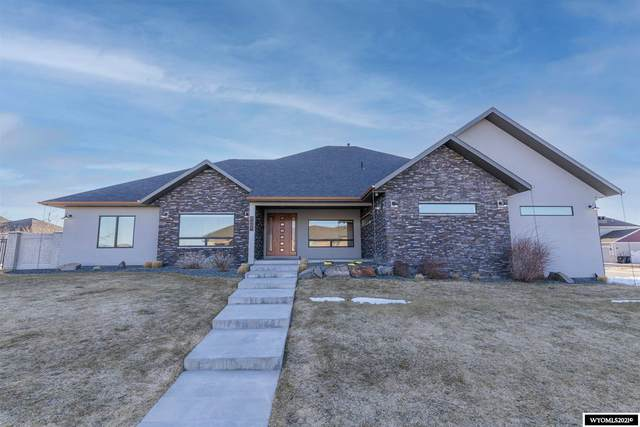 4401 Freedom Circle, Casper, WY 82609 (MLS #20211560) :: RE/MAX The Group