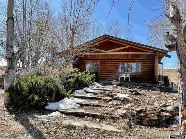 20 Elkol, Diamondville, WY 83116 (MLS #20211561) :: Lisa Burridge & Associates Real Estate