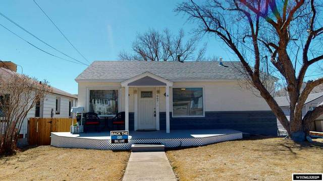 667 Blake Street, Green River, WY 82935 (MLS #20211565) :: RE/MAX Horizon Realty
