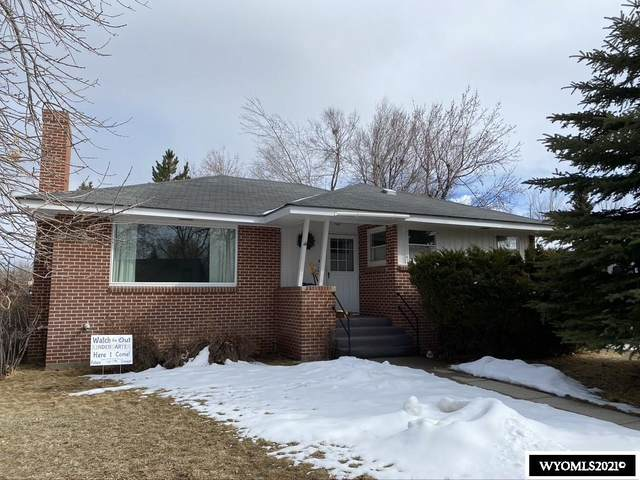 904 S 4th Street, Lander, WY 82520 (MLS #20211573) :: RE/MAX The Group