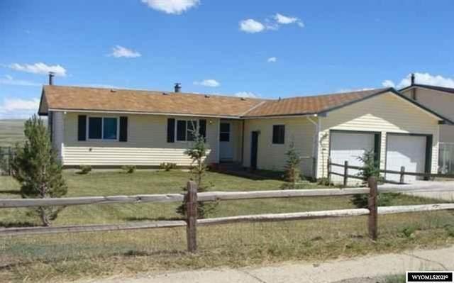 1031 Jade, Hanna, WY 82327 (MLS #20211582) :: Real Estate Leaders