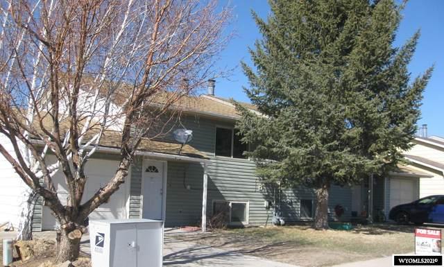 134 Barrett Ave, Evanston, WY 82930 (MLS #20211584) :: Real Estate Leaders
