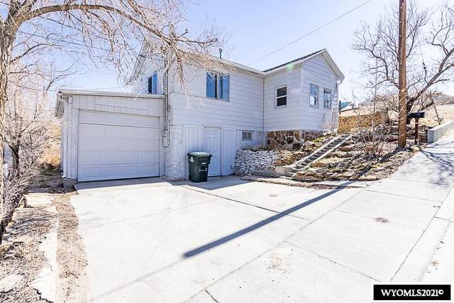 737 4th Ave West, Rock Springs, WY 82901 (MLS #20211594) :: Real Estate Leaders
