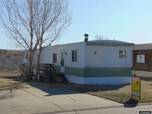 65 Grass Valley Drive, Evanston, WY 82930 (MLS #20211595) :: RE/MAX The Group