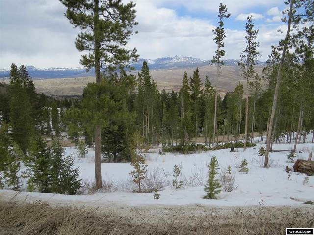 Lot 12 Union Pass Road, Dubois, WY 82513 (MLS #20211596) :: RE/MAX The Group
