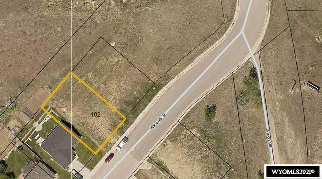 102 Watkins Street, Buffalo, WY 82834 (MLS #20211600) :: Real Estate Leaders