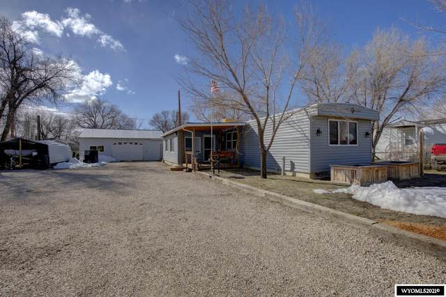 231 N 5th Street, Glenrock, WY 82637 (MLS #20211607) :: RE/MAX Horizon Realty