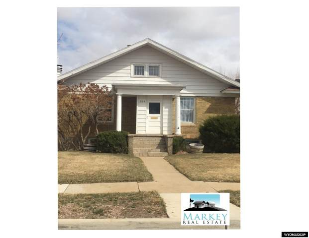 304 N 8th Street, Sinclair, WY 82334 (MLS #20211613) :: RE/MAX The Group