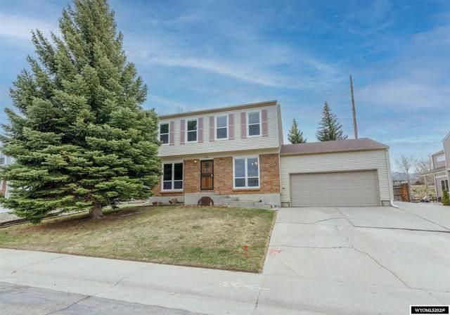 731 W 45th Street, Casper, WY 82601 (MLS #20211620) :: Lisa Burridge & Associates Real Estate