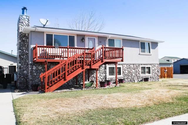 402 West Willow Street, Lyman, WY 82937 (MLS #20211630) :: Real Estate Leaders