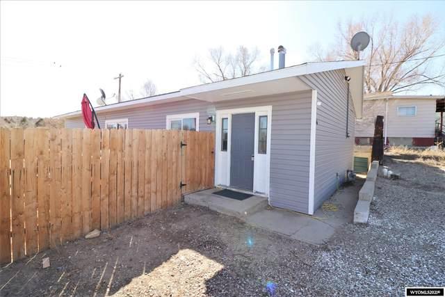 414 R Street, Rock Springs, WY 82901 (MLS #20211631) :: Real Estate Leaders