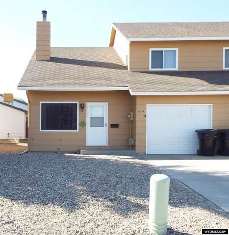 615 E 21st, Casper, WY 82601 (MLS #20211638) :: Lisa Burridge & Associates Real Estate