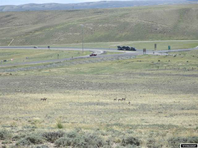 Canyon Road & Hwy 30, Kemmerer, WY 83101 (MLS #20211650) :: RE/MAX The Group