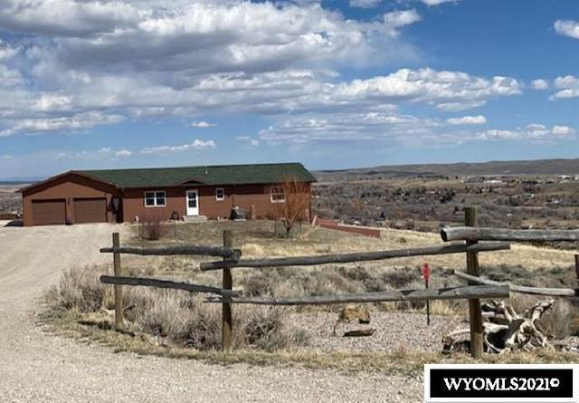 400 Hillside Drive, Lander, WY 82520 (MLS #20211651) :: RE/MAX The Group